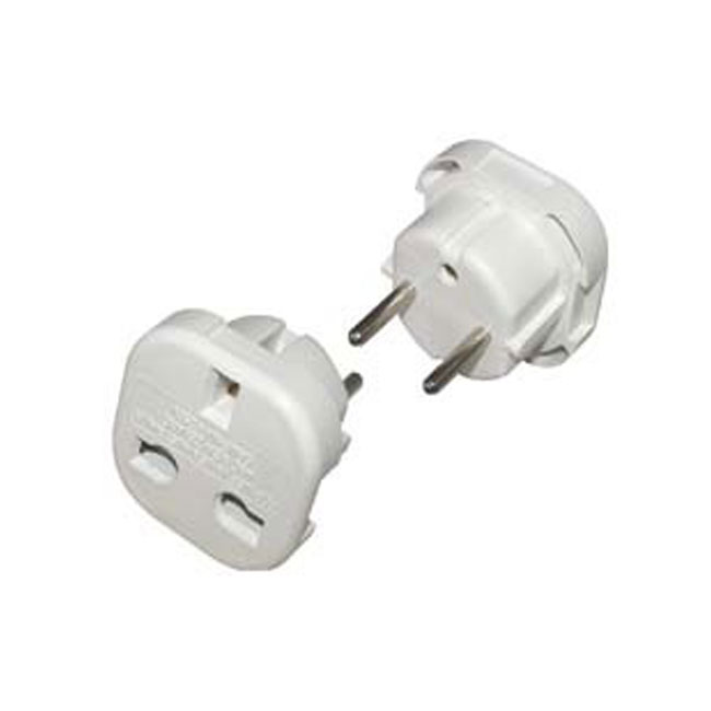 AC CONNECTORS-ADAPTORS